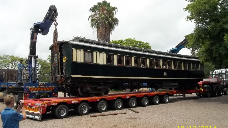 heavy commercial trailers - p&l machine moving and rigging