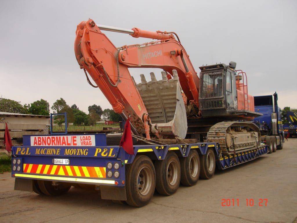 machine moving - p&l machine moving and rigging