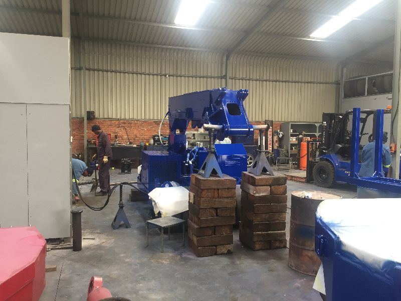 machining and light fabrication - p&l machine movers and rigging