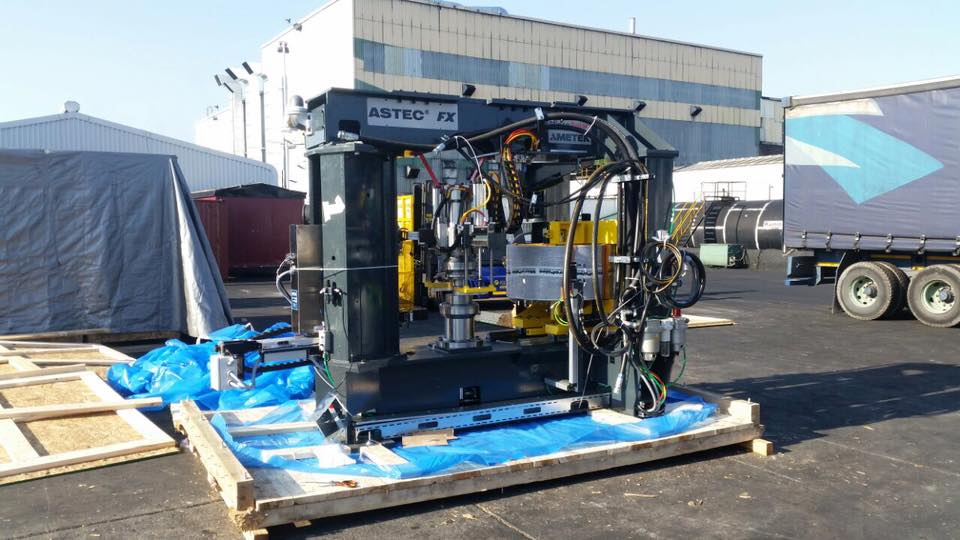 turnkey solutions - p&l machine moving and rigging